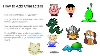 Comic Book Creator: Use PowerPoint to Create Comic Books