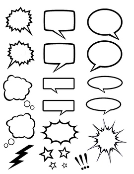 Comic Book Graphics