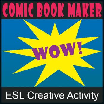 Comic Book Maker