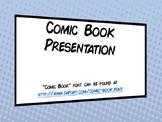 Comic Book Powerpoint Presentation Template