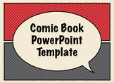 Comic Book Presentation Templates