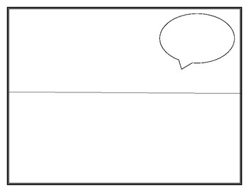 Comic Book Printable