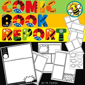 Comic Book Report