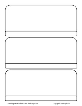 Comic Book Template Collection  For Comics, Book Reports and Creative Writing