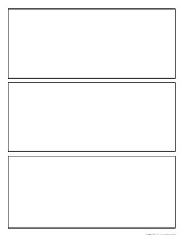 comic book making template for hominids early man history or social