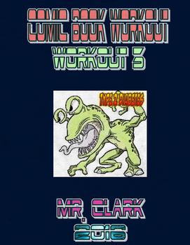 Comic Book Workout 3