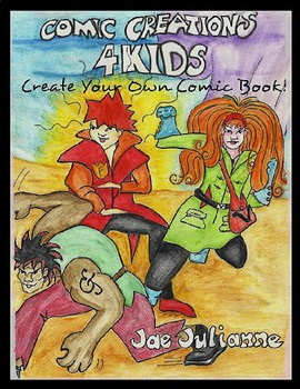 Comic Creations 4Kids!!