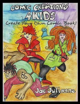 Comic Creations 4Kids eBook