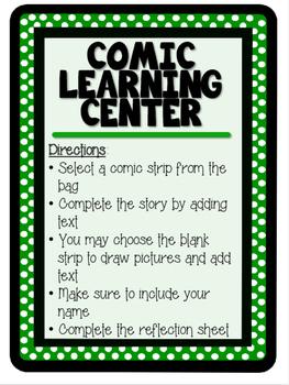 Comic Learning Center