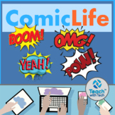 Comic Life Lesson and Activities