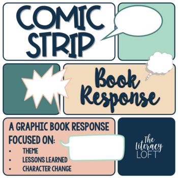 Comic Strip Book Response