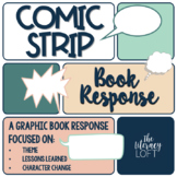 Comic Strip Book Response