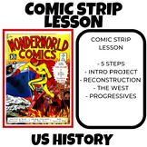 Comic Strip Lesson