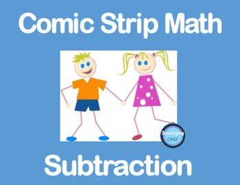 Comic Strip Math: Subtraction