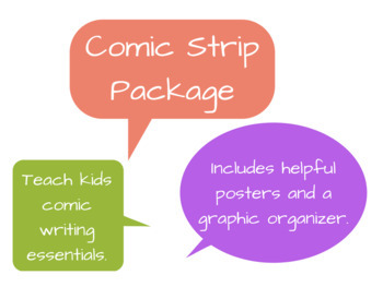 Comic Strip Package