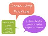 Comic Strip Package