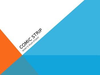 Comic Strip Powerpoint