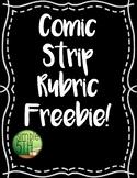 Comic Strip Rubric-Free