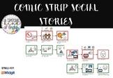 Comic Strip Social Stories