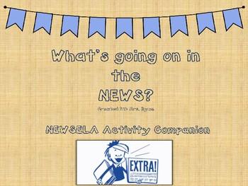 Comic Strip Summary- NEWSELA Companion