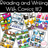 Comic Strip Templates   Google Slides   Reading and Writing   Graphic Novels