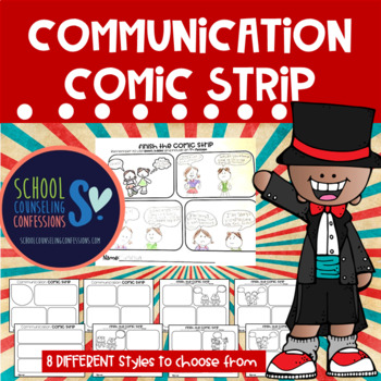 Comic Strip for Communication