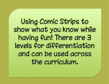 Comic Strips!