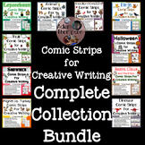 Comic Strips for Creative Writing Complete Collection