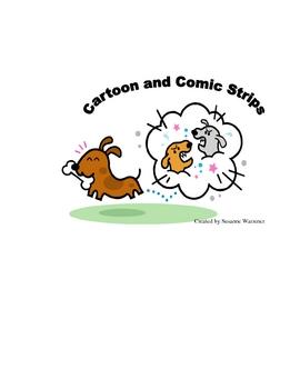 Comic and Cartoon Center