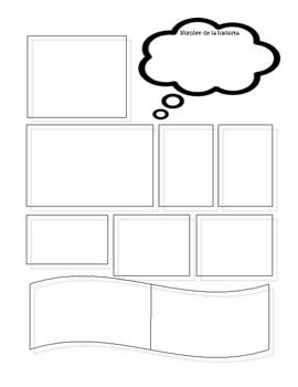 Comic strips - Las tiras cómicas