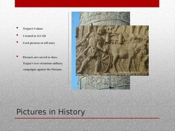 Comics and Graphic novel Intro (history aspect) PowerPoint