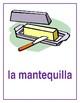 Comida (Food in Spanish) Posters