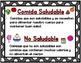 Comida Saludable o No Saludable:  Spanish Healthy or Not Healthy Center