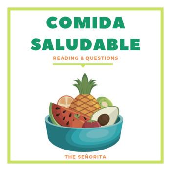 Comida saludable Reading