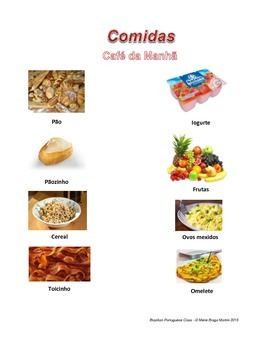 Comidas e Bebidas