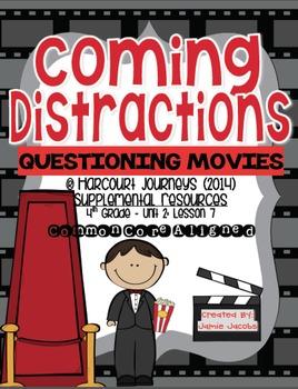 Coming Distractions (4th Grade - Supplemental Materials)