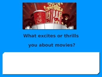 Coming Distractions: Questioning Movies Journeys 2014, Grade 4 ~ Unit 2 Lesson 7