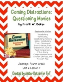 Coming Distractions Supplemental Activities 4th Grade Journeys Unit 2, Lesson 7