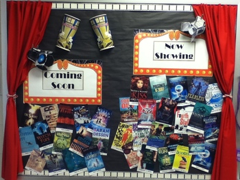 Coming Soon Bulletin Board updated 10/17/17