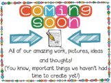 Coming Soon Display Poster