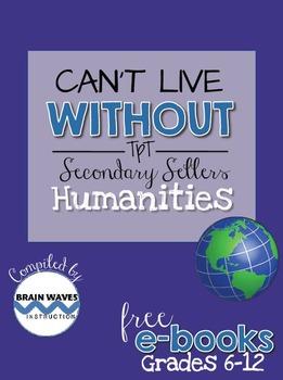 Free Humanities eBook - Social Studies, ELA, Foreign Langu