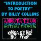 Coming Soon ~ Poetry Study Unit Bundle