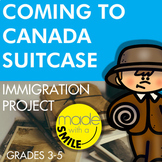 Coming To Canada Suitcase Immigration Project