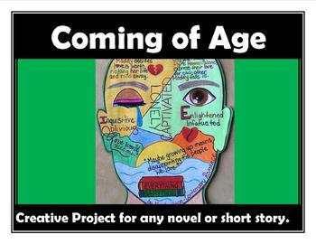 Coming of Age Creative Novel Project - Characterization