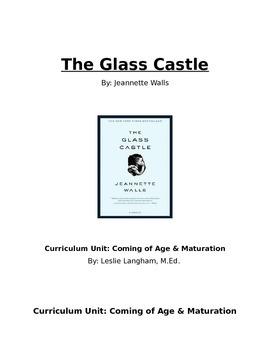 Coming of Age Literature Unit