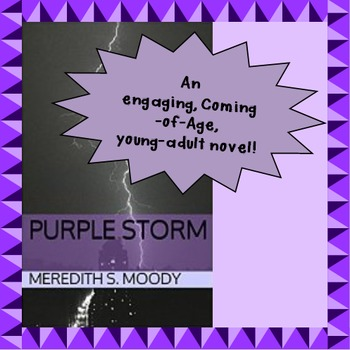Coming of Age Novel - Young Adult Literature - Purple Storm