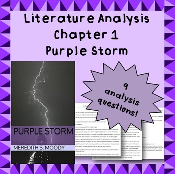Coming of Age Young Adult Literature Chapter Activities and Lessons