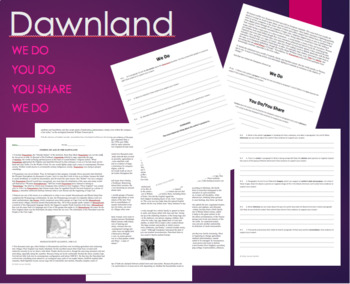 Coming of Age in Dawnland by Charles  C. Mann Guided Reading Lesson