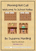Coming to School ~ Morning roll call PowerPoint by Suzanne
