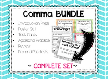 Comma BUNDLE Complete Set